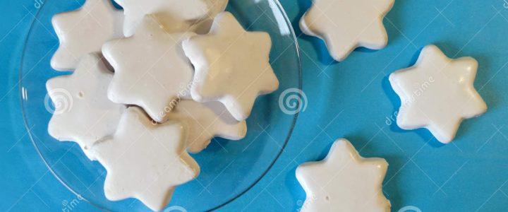 Άσπρα μπισκότα