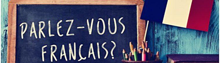 Μαθαίνουμε γαλλικά!!!