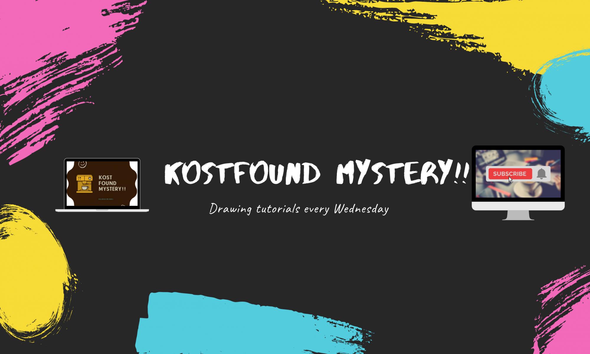 KostFound Mystery!!😀